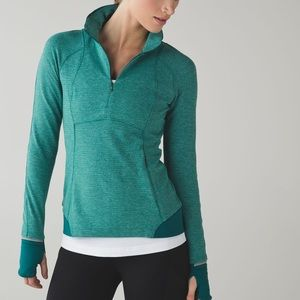 Lululemon Runderful 1/2 Zip